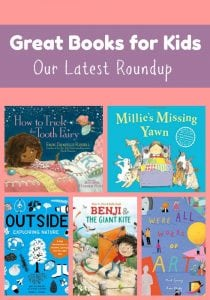July Kids Book Roundup