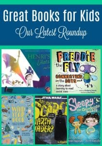 August Kids Book Roundup