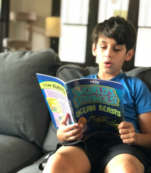 Lonely Planet Kids World's Strangest Books
