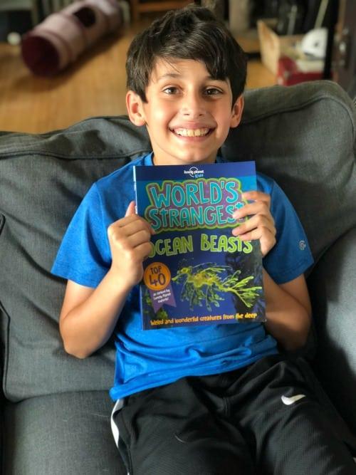 Lonely Planet Kids World's Strangest Ocean Beasts