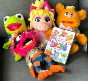 MUPPET BABIES: TIME TO PLAY! Now on DVD + Reader Giveaway