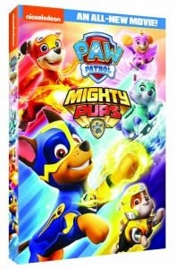 PAW PATROL: MIGHTY PUPS on DVD September 11 + Reader Giveaway