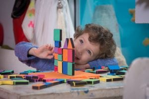 Open-Ended, Imaginative Play with Edushape Magic Shapes