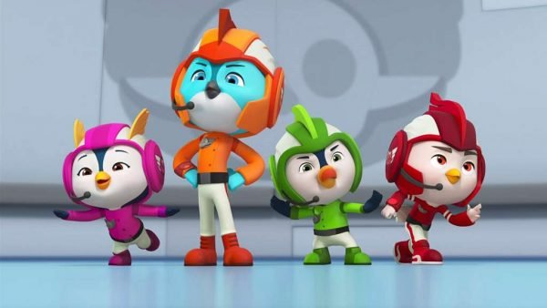 Nick Jr 's TOP WING Now Available on DVD + Reader Giveaway