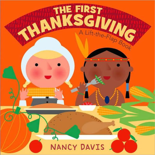 First Thankgiving Book