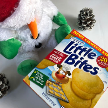 Little Bites Sugar Cookies Holiday