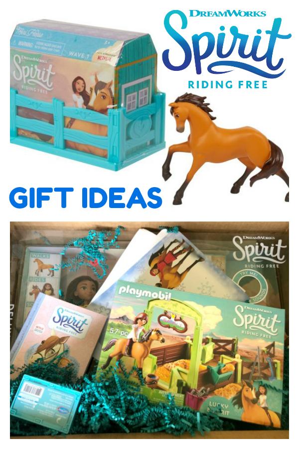 Spirit Riding Free Gift Ideas