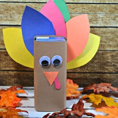 TURKEY JUICE BOX CRAFT