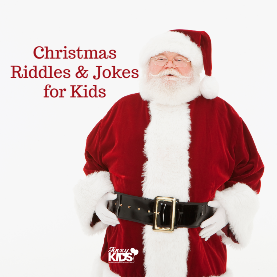 Christmas Riddles and Jokes for Kids , Jinxy Kids