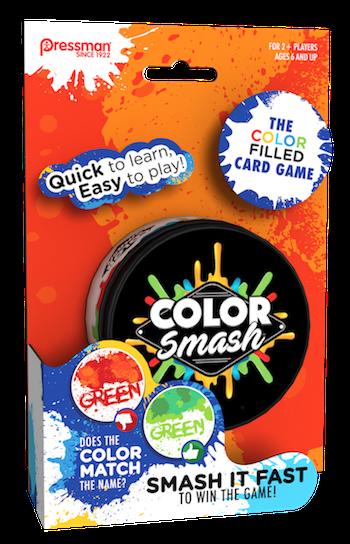 Color Smash Game