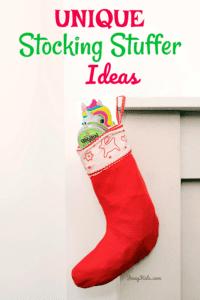 Unique Stocking Stuffer Ideas