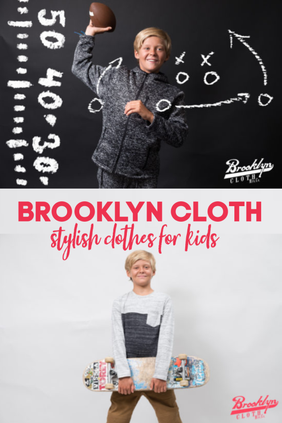 Brooklyn Cloth Clothes for Kids