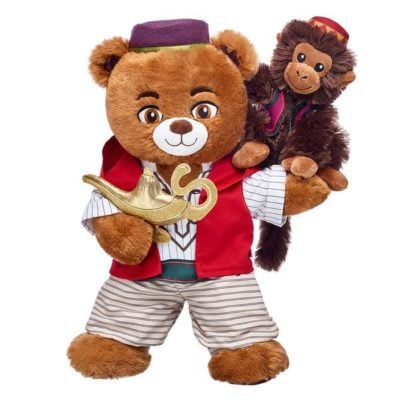 Disney Aladdin Build A Bear