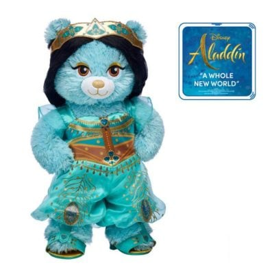 Disney Jasmine Build A Bear