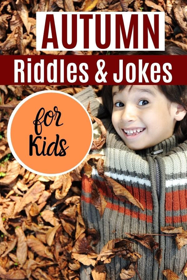 autumn riddles and jokes for kids