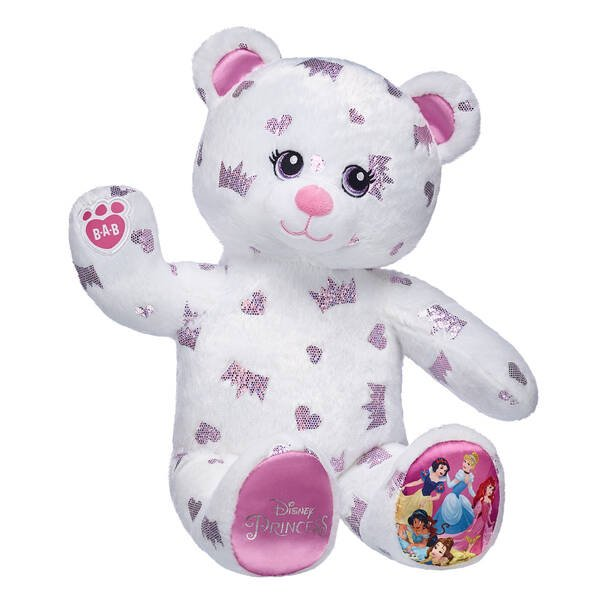 Disney Princess Inspired Bear