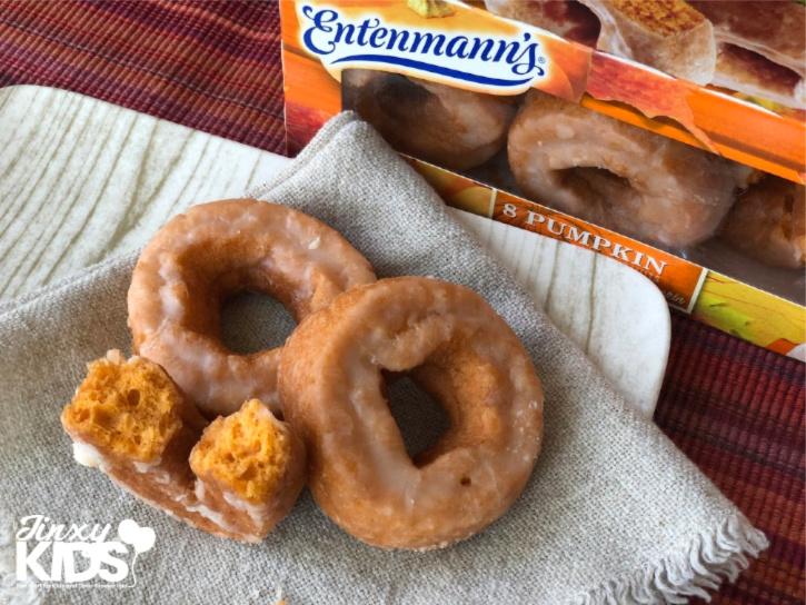 Entenmanns Pumpkin Doughnuts