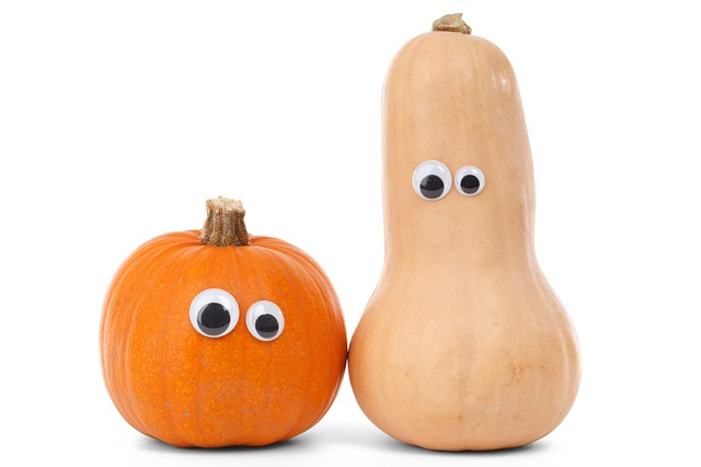 Pumpkins Gourds Googly Eyes