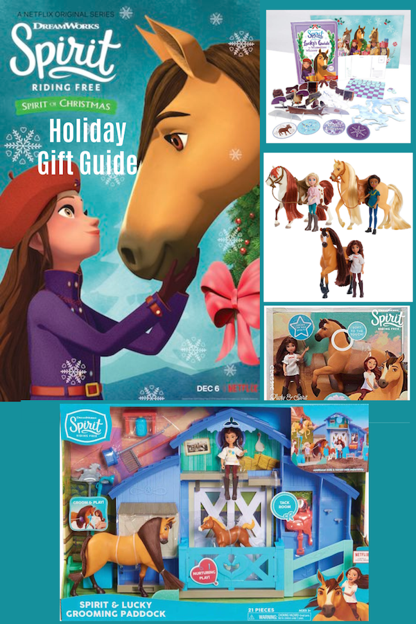 Spirit Riding Free Christmas Gift Guide