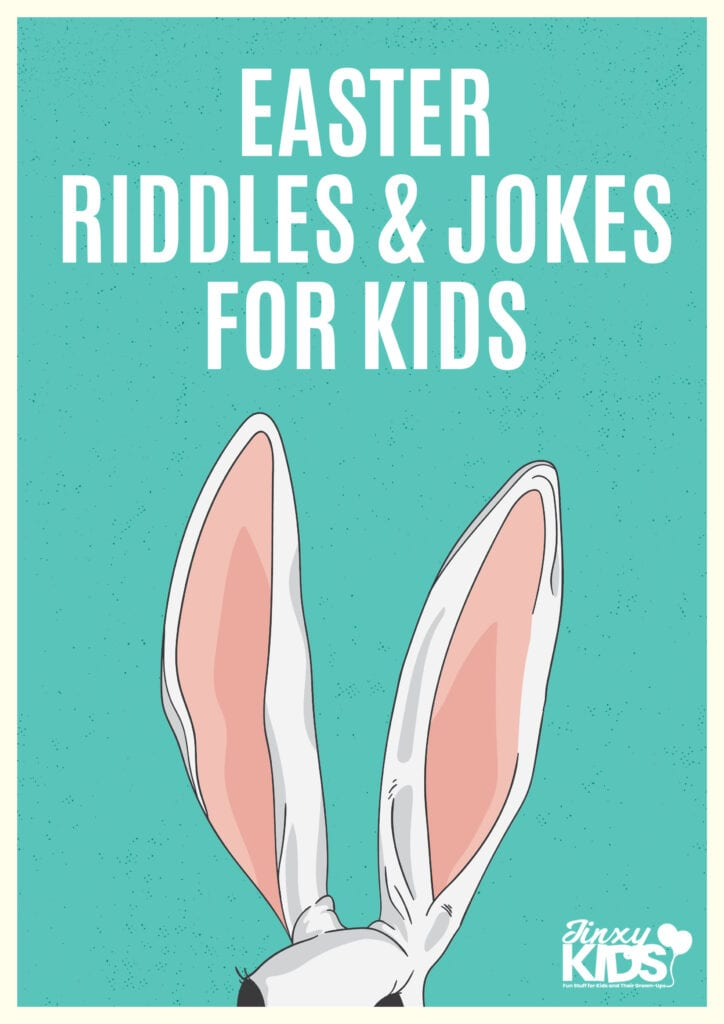 EASTER RIDDLES AND JOKES FOR KIDS