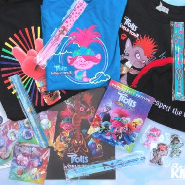 Trolls World Tour Prize Pack