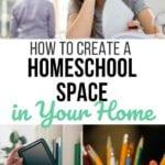 Create a Homeschool Space
