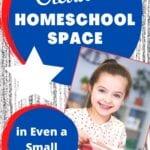 Crete a Homeschool Space (1)