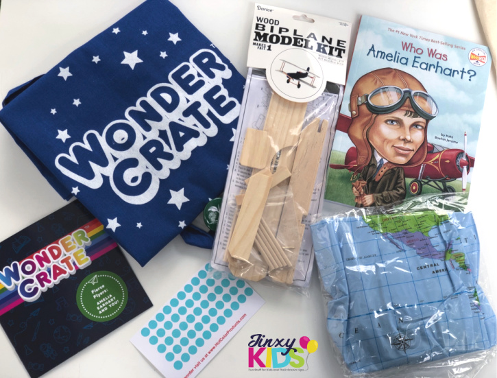 wonder crate kids subscription box