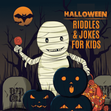 HALLOWEEN RIDDLES AND JOKES FOR KIDS