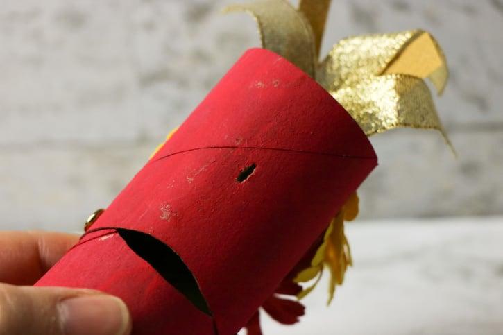 Chinese New Year Dragon Craft process