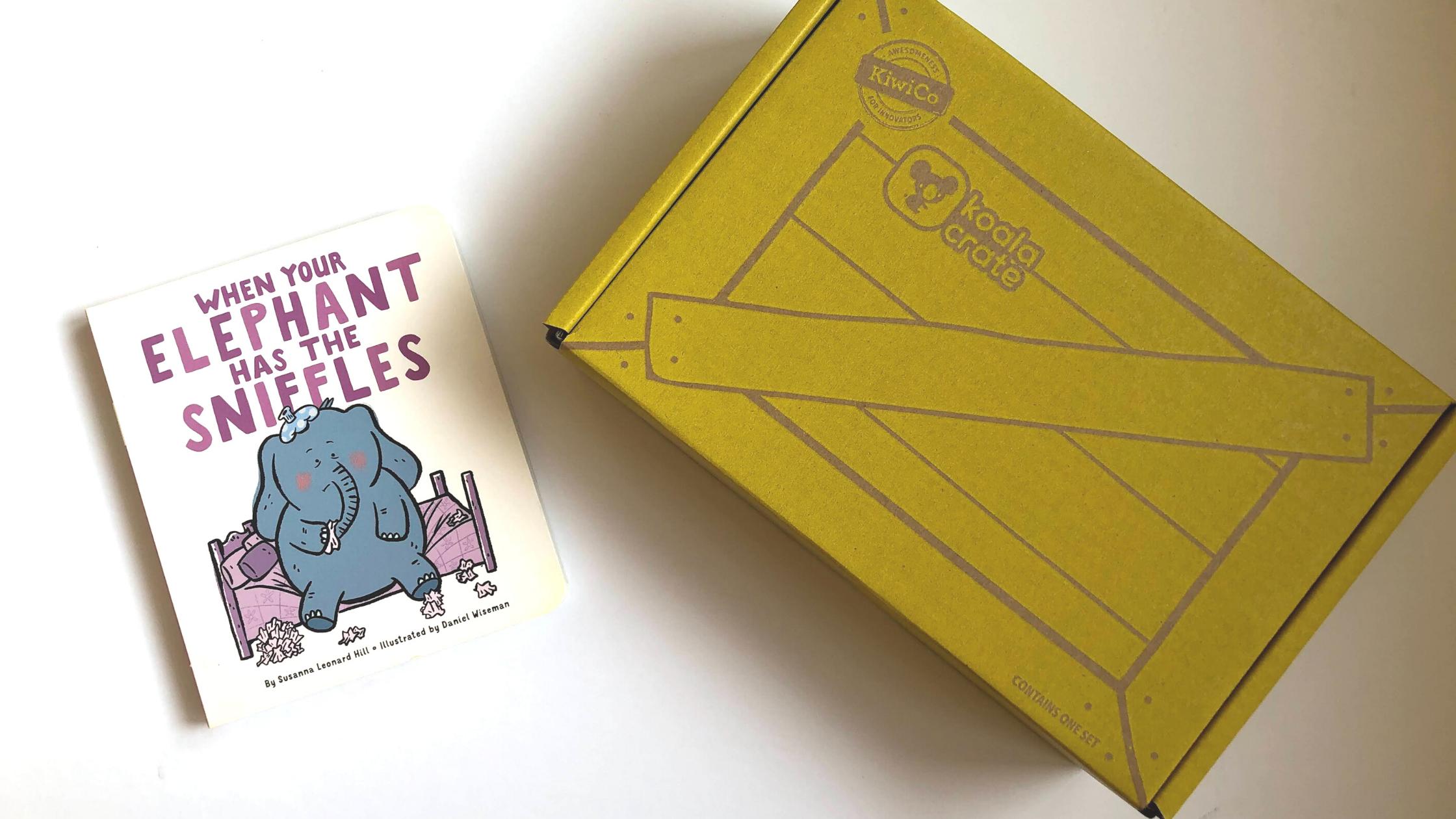 Koala Crate Book