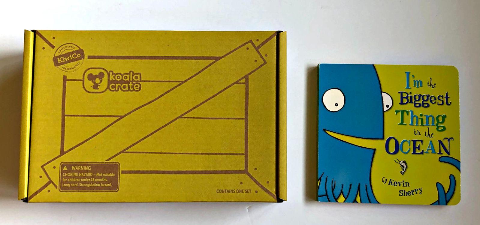 Koala Crate Box