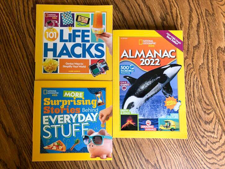Nat Geo Kids Books